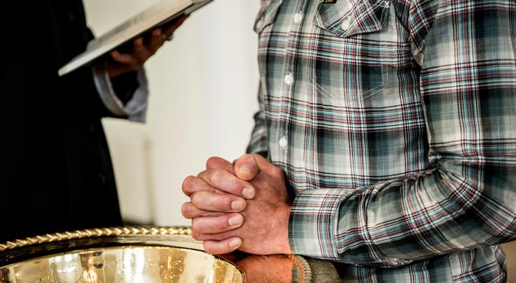 Dåben - en overgang fra død til liv