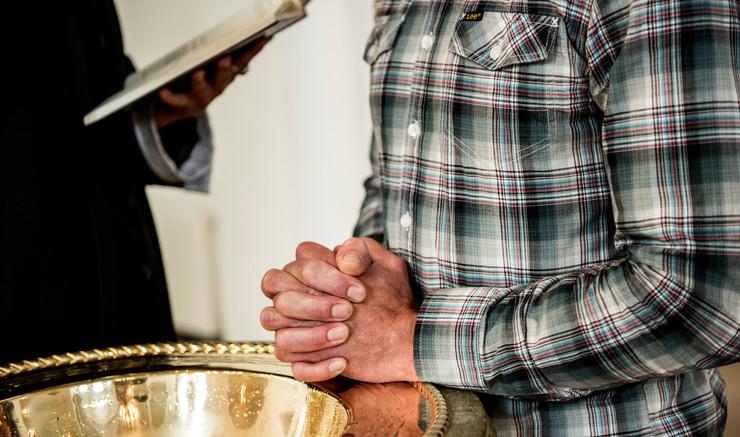 Dåben – en overgang fra liv til død